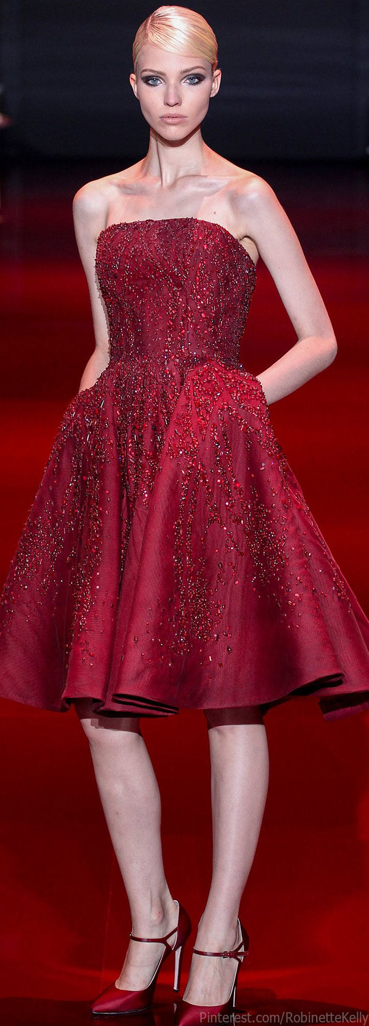 Elie Saab Haute Couture | F/W 2013:
