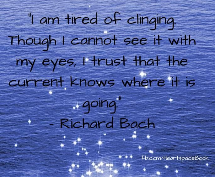 """From """"Illusions"""" - Richard Bach. My all-time favorite book ..."""