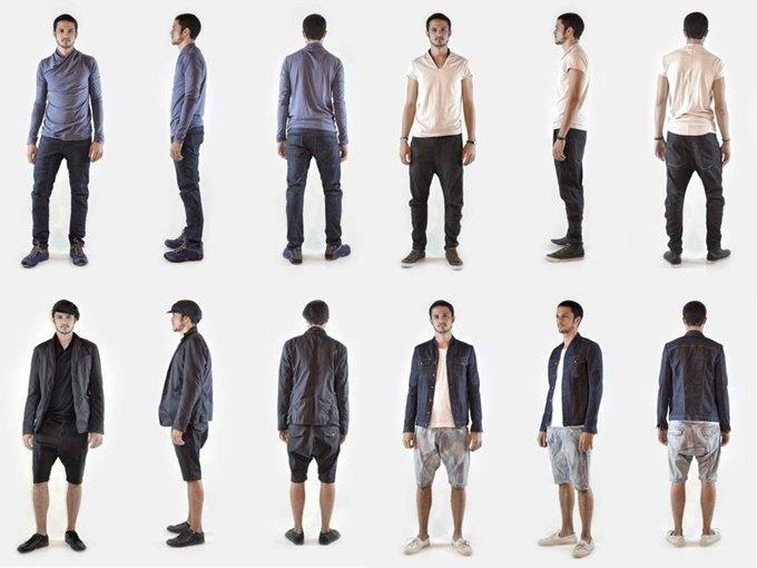 Депо джинсы производство одежды