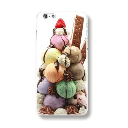 Dessert phone case for iphone 5 5s