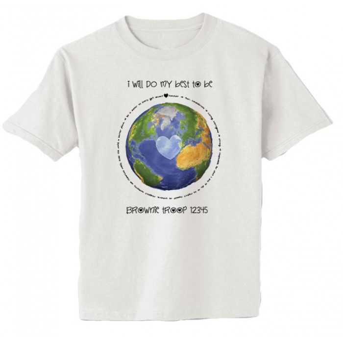 9 best girl scout tshirt ideas images on pinterest girl for Girl scout troop shirts