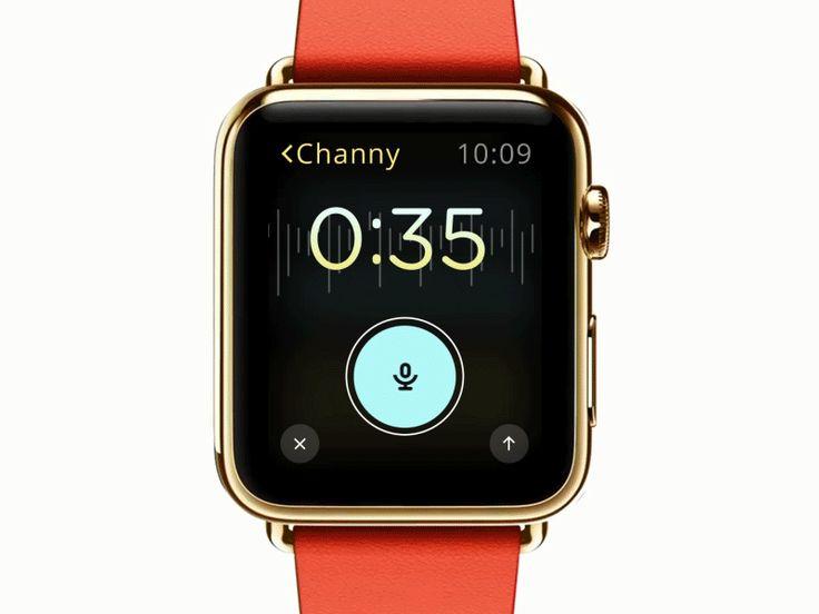 Messenger_apple_watch_ui_interaction_by_ehsan_rahimi
