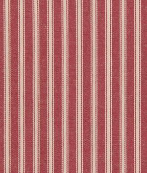 Robert Allen Cottage Stripe Sorbet Fabric
