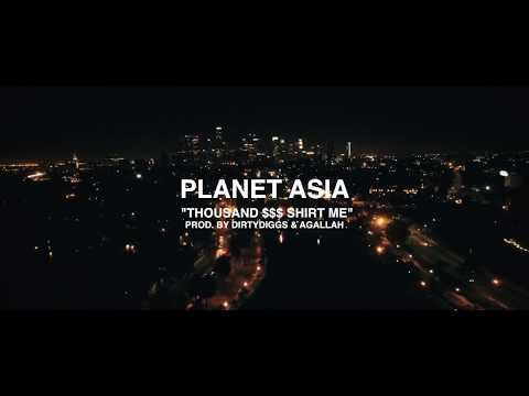 Video: Planet Asia ft. Washeyi Choir - Thousand $$$ Shirt Me - Nah Right | Nah Right