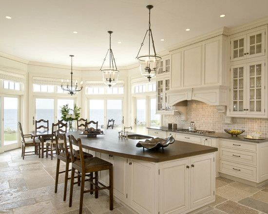 Kitchen Design, Pictures, Remodel, Decor and Ideas - page 6Traditional Design, Kitchens Design, Lights Fixtures, Traditional Kitchens, The View, Kitchens Ideas, Spaces Design, Kitchen Designs, White Kitchens