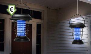 Lampe anti insectes 2en1