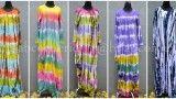Gamis Tiedye| Koleksi Dress Pelangi