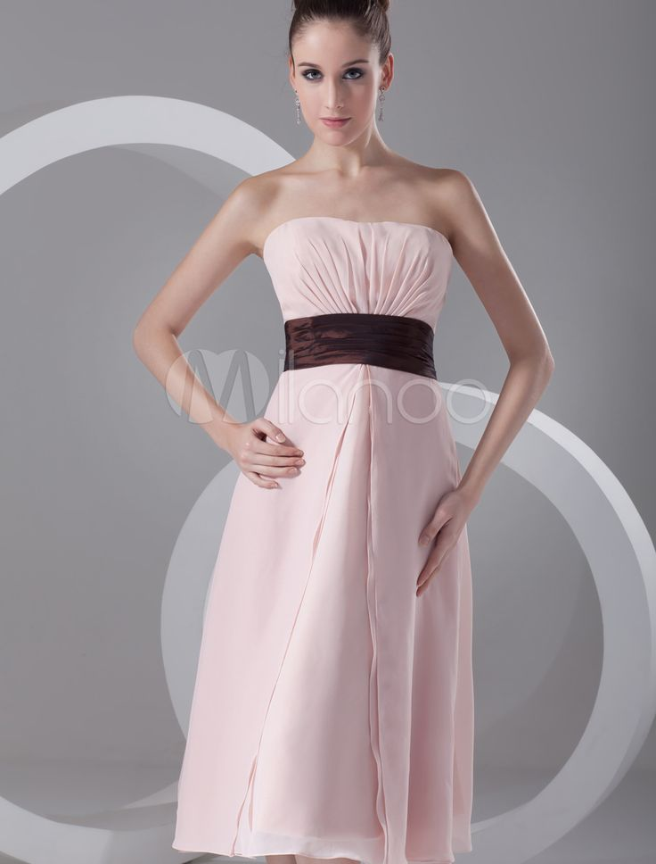 meilleur blog robe milanoo robe de soiree rose. Black Bedroom Furniture Sets. Home Design Ideas