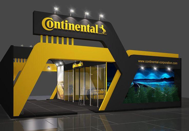 Continental - Exposibram on Behance