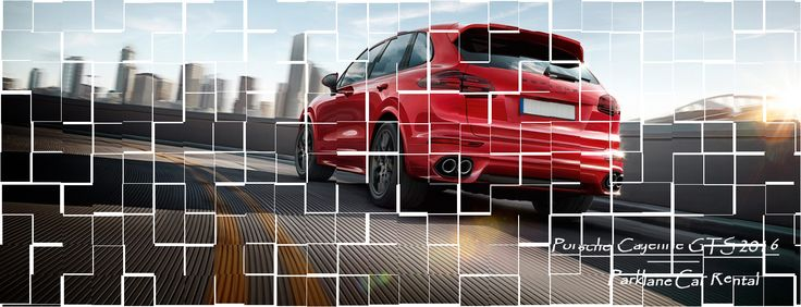 Porsche Cayenne GTS 2016 the new face of SUV  Rent Porsche Cayenne GTS 2016 from Parklane car Rental  Visit www.parklanecarrental.com