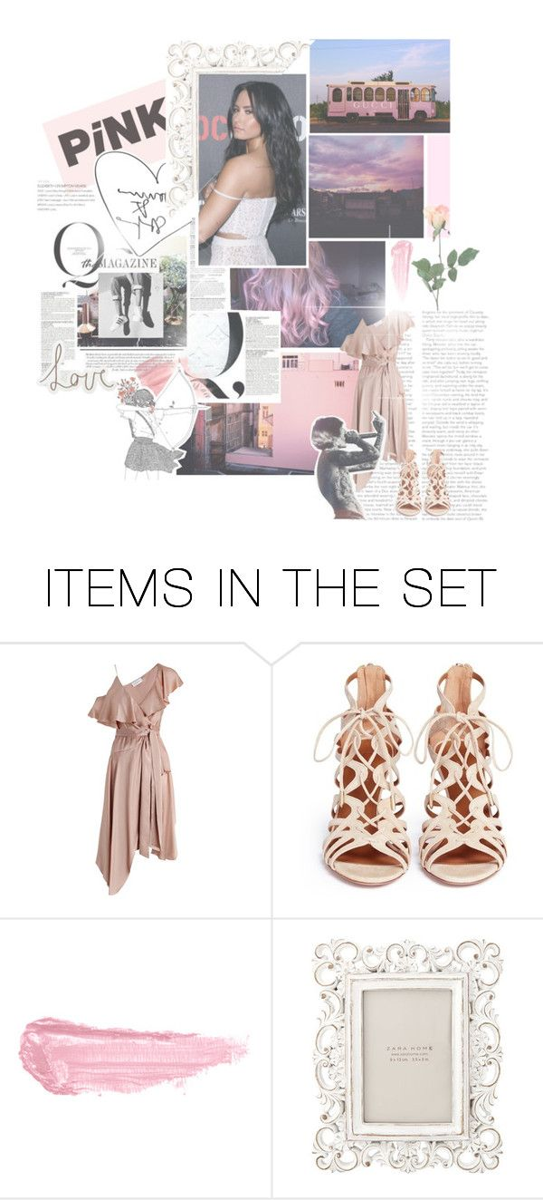 """for you - demi lovato"" by creatur3s ❤ liked on Polyvore featuring art"