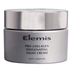 Elemis pro-collagen oxygenating night cream #nightcream this stuff is the bomb before bedtime