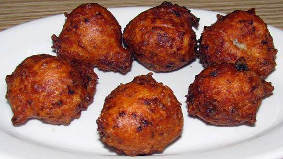 Portuguese Clam Cakes What is Summer without linguica clam cakes. Something you might have never heard of, but frankly, irresistible—As a kid, I remember getting clam cakes at Lincoln Park in North Dartmouth, MA. Such a great New England treat.