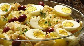 GASTRONOMIA: 10 receitas de Bacalhau que não pode deixar de experimentar - MyGuide