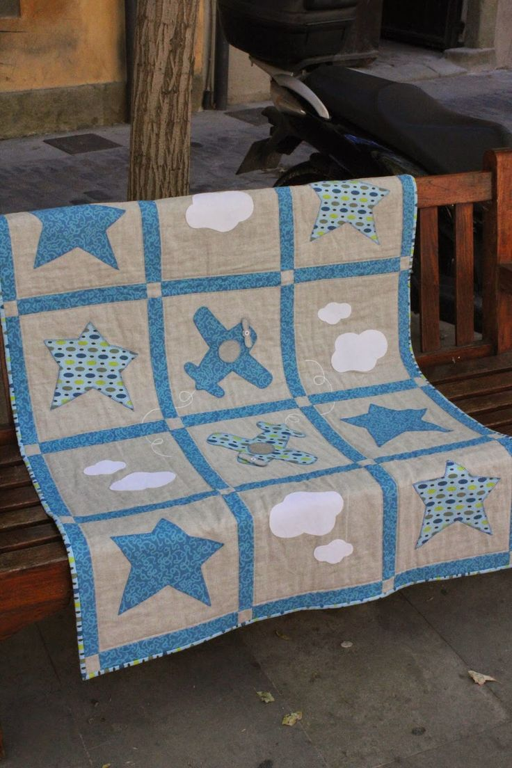 Tela marinera patchwork colches colchas - Colchas patchwork infantiles ...