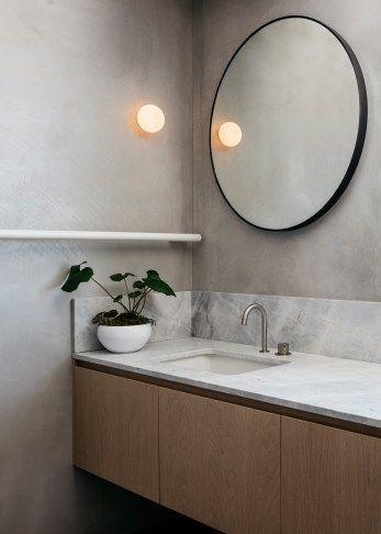 jonathan richards own residence in sydney s darlinghurst bath rh pinterest com