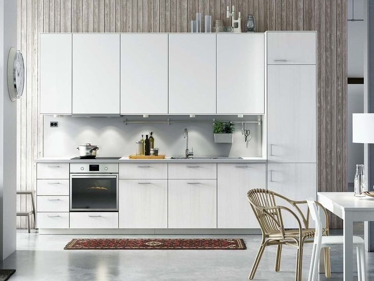 64 best cuisine images on Pinterest Ikea kitchen, Kitchen modern - k chen kaufen ikea