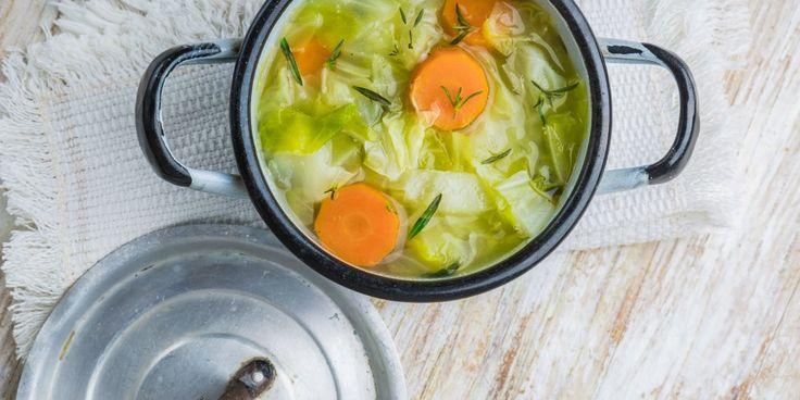 Maigrir vite : faut-il croire aux pouvoirs de la soupe aux
