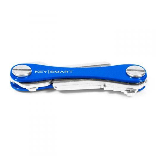 Llavero Keysmart Porta llaves estilo navaja suiza. Color azúl o negro. $18.990
