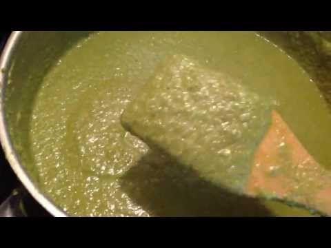 ▶ Como hacer mole verde [pipian] deliciosa receta - YouTube                                                                                                                                                                                 Más