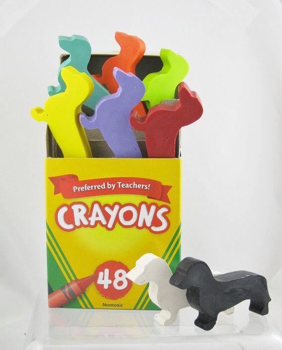 Doxie Crayons