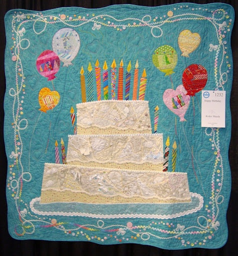 17 Best Images About Quilts: Birthday On Pinterest
