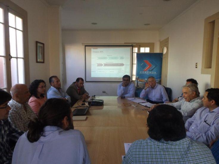 Socios de CORPROA en el Valle del Huasco dialogan sobre Acuerdo de Producción Limpia  http://www.revistatecnicosmineros.com/noticias/socios-de-corproa-en-el-valle-del-huasco-dialogan-sobre-acuerdo-de-produccion-limpia