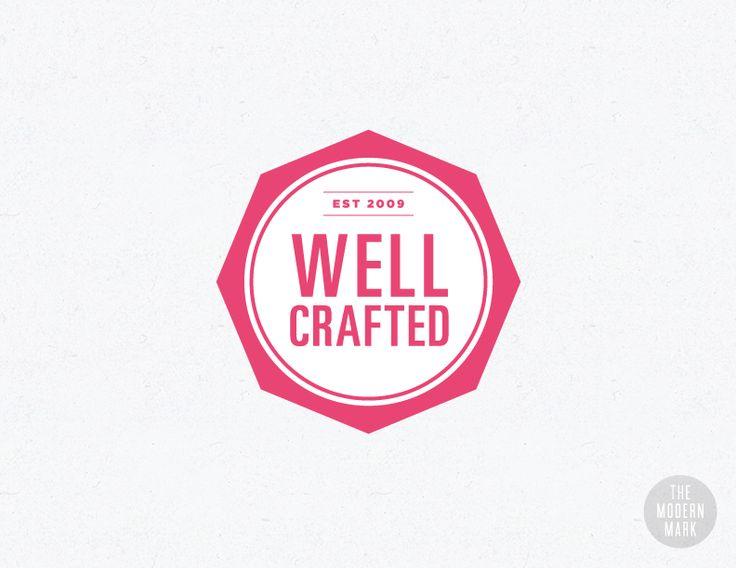 Custom Pre Designed Modern Logo Design. Whether Youu0027re A Photographer,  Blogger