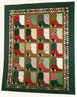 Western Quilt Patterns   Persnickety Quilts: July 2008