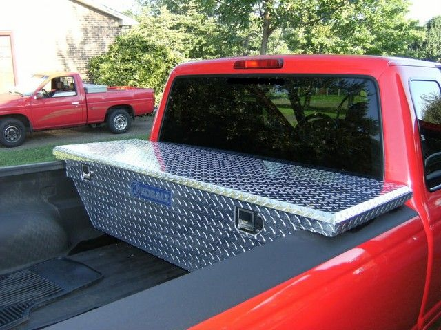 9 Pictures Of Ford Ranger Tool Box 4x4 Proyectos