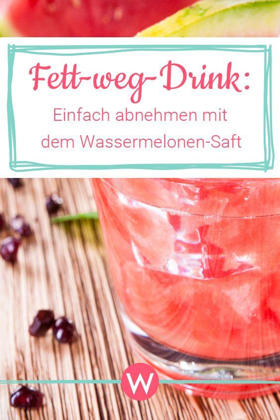 Abnehmen Mit Wassermelonen Saft Rezepte Zum Abnehmen