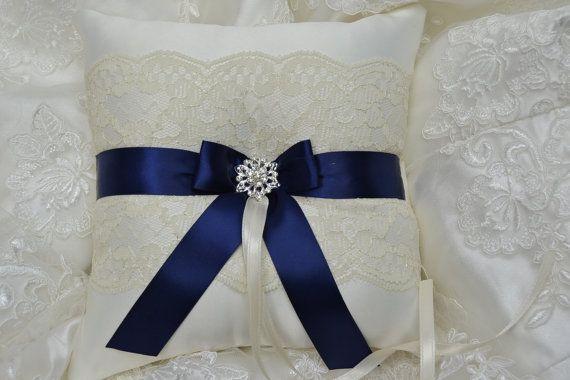 Wedding Ring Bearer PillowBridal Ring Bearers by GartersByTania