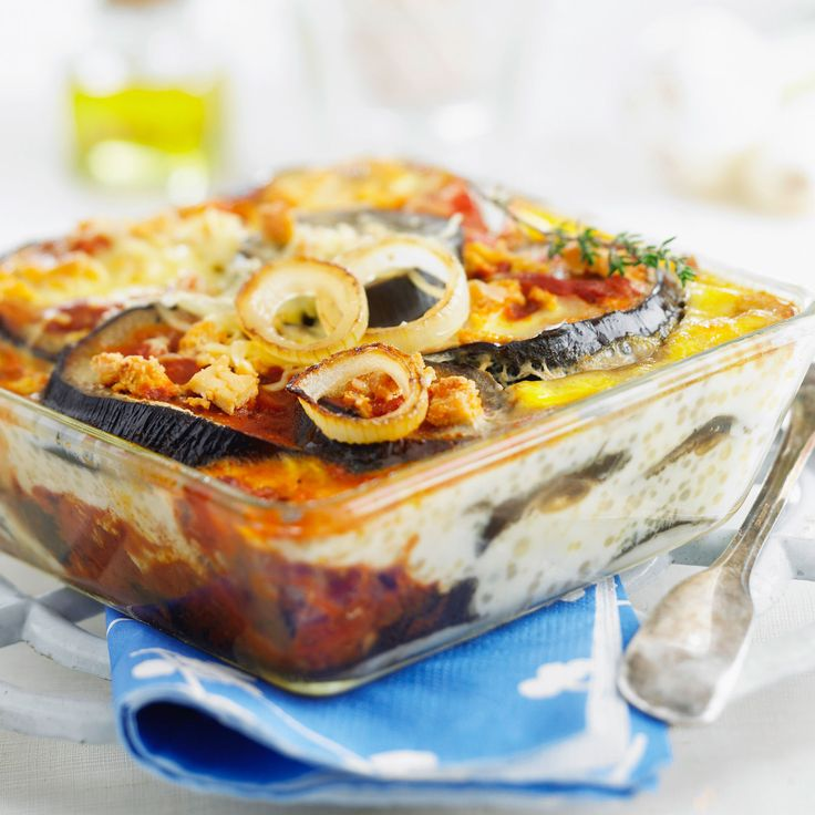 Découvrez la recette Moussaka rapide sur cuisineactuelle.fr.