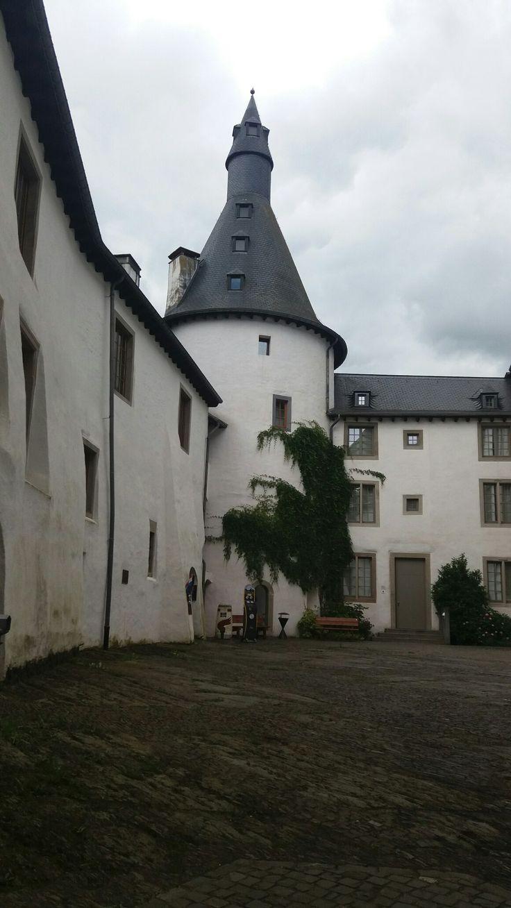 Clervaux il castello