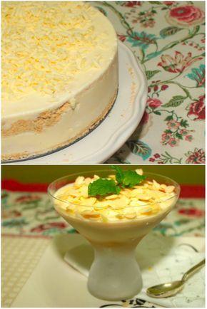 Como preparar sorvetão torta de limão