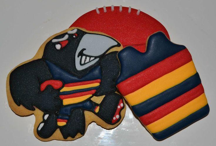 AFL - Adelaide Crows cookies