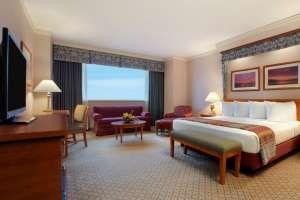 Premium & Deluxe Rooms at Atlantic City NJ Hotels | Harrah's Resort AC