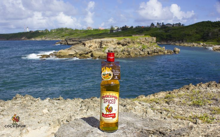 Looking at Culpepper island. #Barbados #COCKSPUR #rum