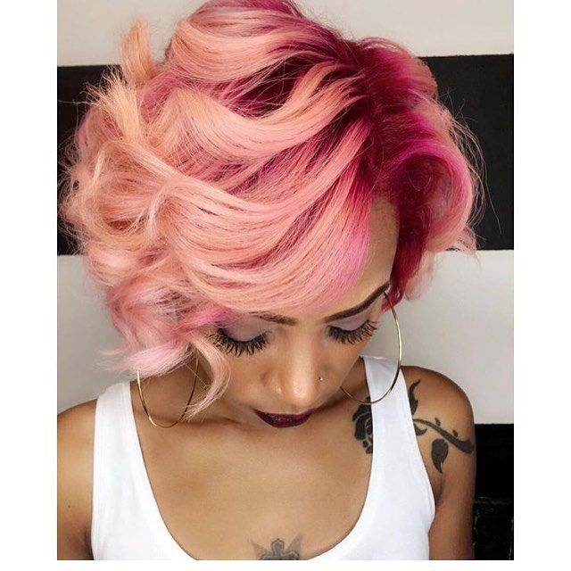 Hampton Roads!! Looking for professional, healthy, color experts? Head over to @msklarie! #NaturalHairDoesCare #nhdcsalonspotlight #colorcodefriday