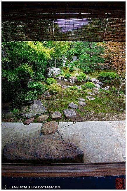 Making A Pause In Nishimura Villau0027s Zen Garden