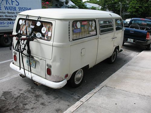 VW Bus Campmobile