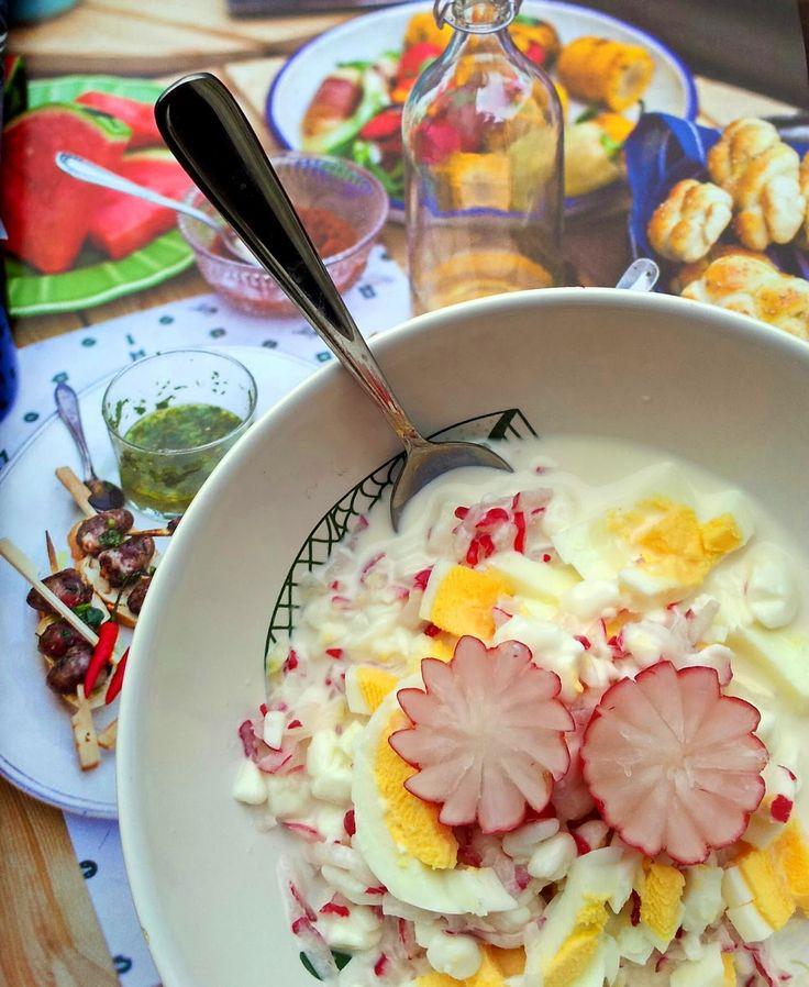 Ředkvičkový salát | Cooking with Šůša
