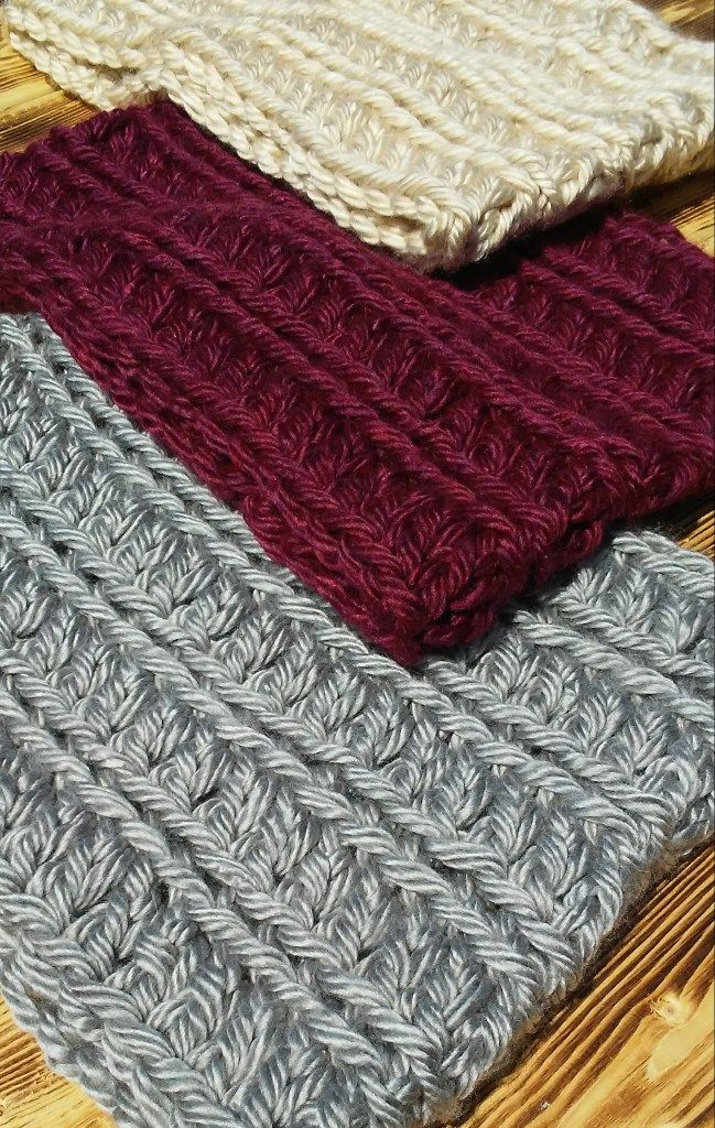 One Skein Super Bulky Cowl Crochet Pattern Crochet And Knit