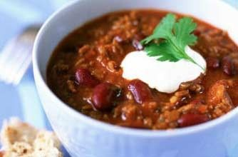 50 recipes everyone should know how to cook - Chilli con carne - goodtoknow