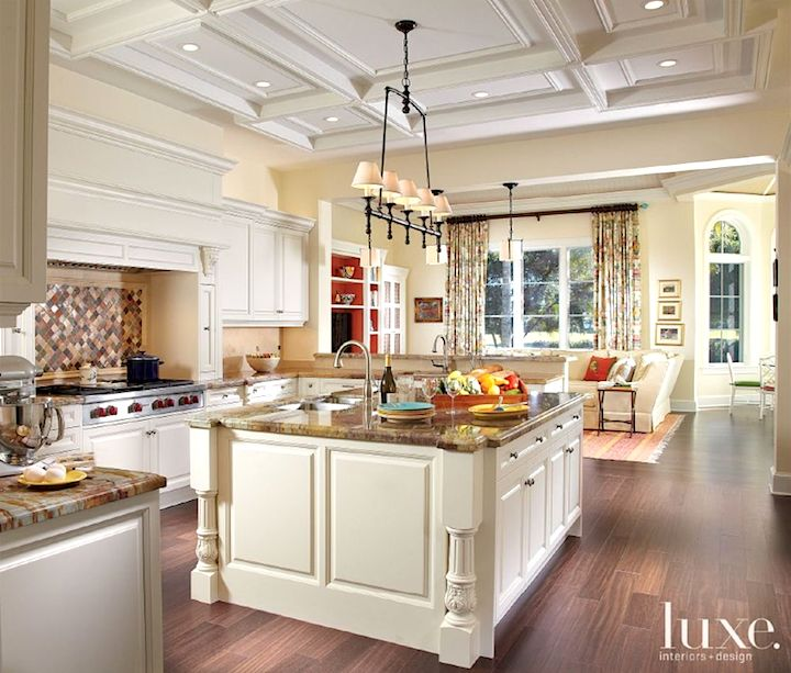 Kitchen Wall Colours With Cream Units: Best 25+ Cream Colored Cabinets Ideas On Pinterest
