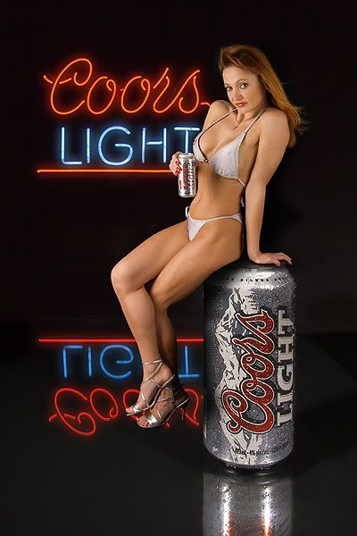 Sexy Girl Craft Beer