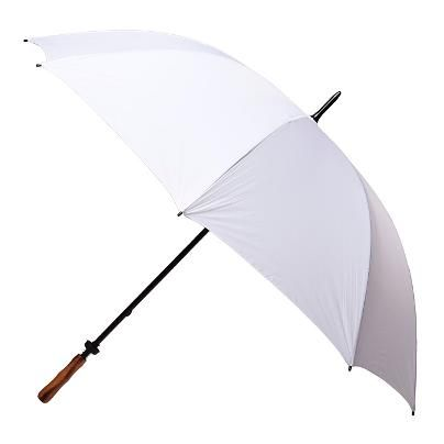Large Umbrella in White