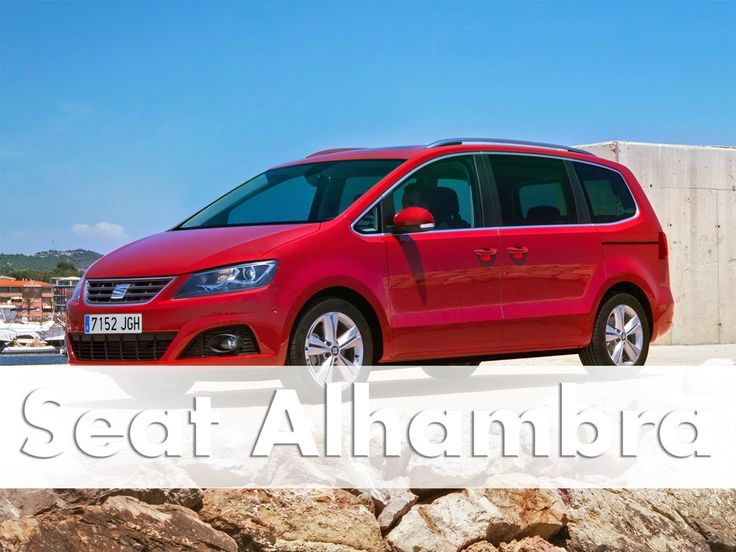 The new SEAT Alhambra has not changed a great deal in its appearance; it still has all of the same good qualities of its predecessor but it's been significantly technically upgraded. In addition to new more fuel efficient Euro 6 engines the Alhambra now also comes with SEAT's Full Link technology that provides fast and easy access to smartphones directly through the vehicle. Source:http://ift.tt/1IgFfaZ   #MPV #familycar #minivan #peoplecarrier #cars #test #review #automobile…