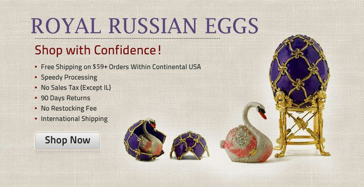 Imperial Russian Eggs