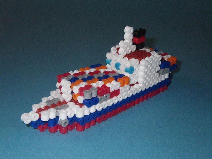 PC表示での閲覧をお奨めします。 働く船も作っとこうかなっと思って作ったコンテナ...